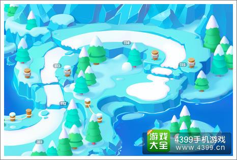 炉石传说浮冰主题