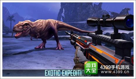 恐龙猎人致命的海岸下载