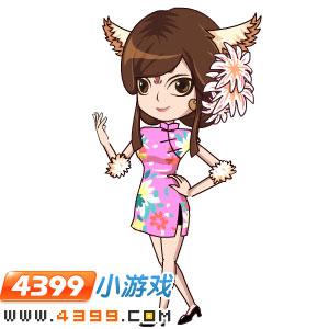 三国小镇2旗袍时装