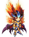 龙斗士幻神影王套装
