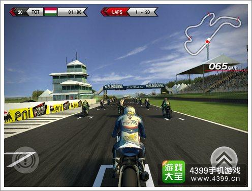 SBK摩托车锦标赛评测