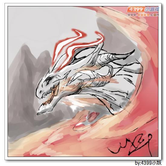 卡布手绘—地狱火