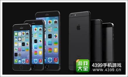 iPhone 6真机曝光 一切从大出发