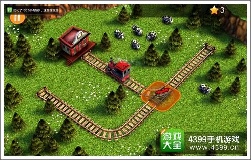 火车危机3D评测