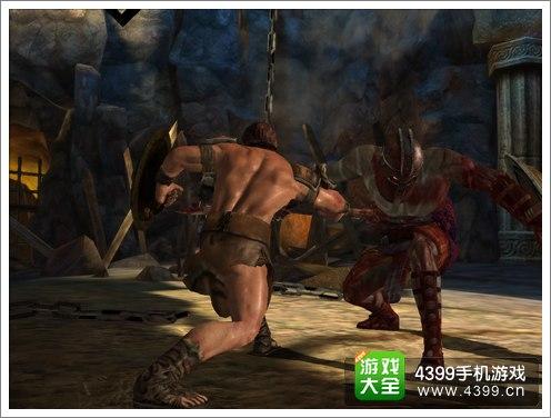 评测 格斗 《宙斯之子:赫拉克勒斯》/滑屏方式攻击对手