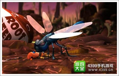 捕蝇者起源IOS版