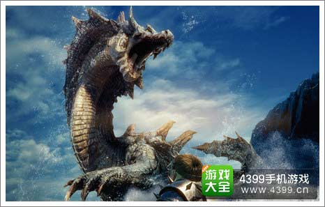 怪物区#�yab̹.+y��x��_国民rpg《怪物猎人自由联合》上架中国区