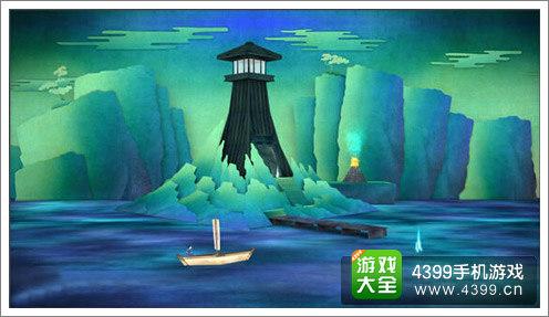 《纸境》游戏画面
