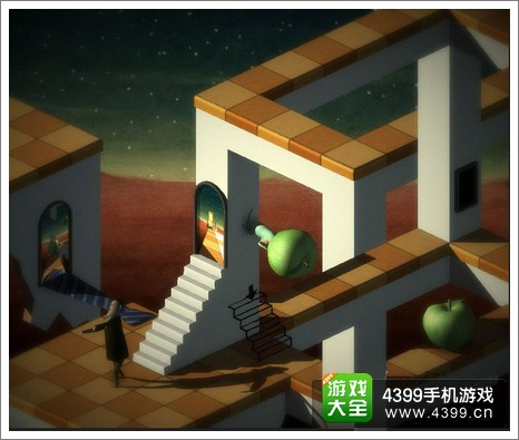 获奖解谜新作《梦游逃生》8月上架多平台