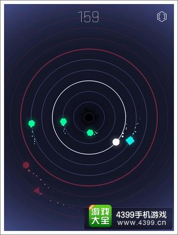 光子轨迹画面