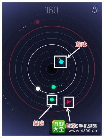 光子轨迹游戏机制