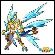 龙斗士圣耀光翼技能表 圣耀光翼属性图 圣耀光翼图鉴