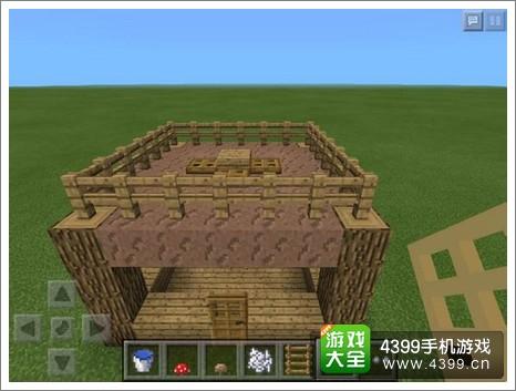 我的世界奇葩建筑 教你建造灰色蘑菇房子-我的世界奇葩建筑 我的世界图片