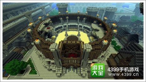 minecraft欧式建筑