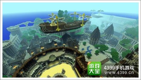 我 minecraft 建筑 minecraft 建筑 地图 欣赏 minecraft 建筑