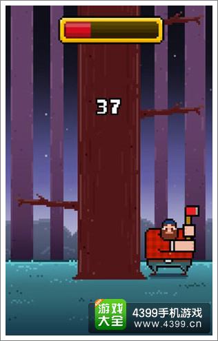 《疯狂伐木工》游戏截图