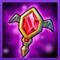 刀塔传奇红宝石吊坠