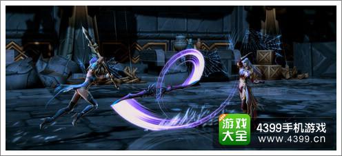 《战神黎明》炫酷游戏画面