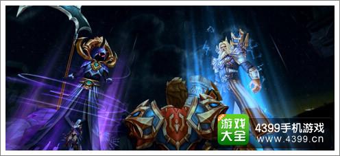 《战神黎明》酷炫游戏画面