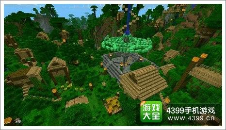 我的世界作品展示 绿野仙踪