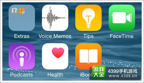 IOS 8曝光图