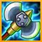 刀塔传奇泰坦巨斧