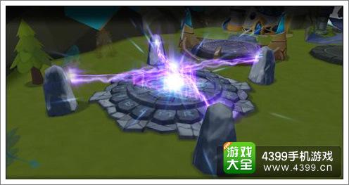 《魔灵召唤》酷炫游戏画面