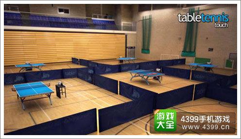 《重力乒乓球》游戏画面截图