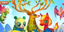 美轮美奂动物世界 《幻想森林故事》评测