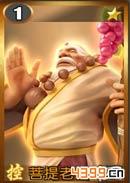 乱炖英雄卡牌菩提老祖