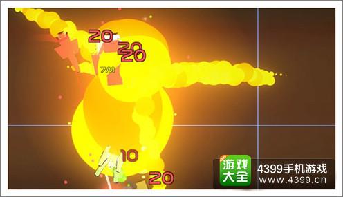《幻彩空间》酷炫游戏画面截图