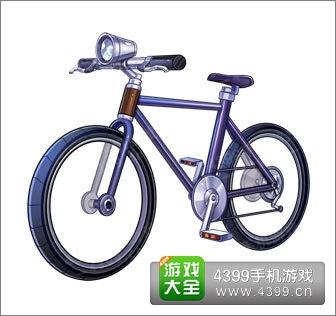 天天酷跑小单车