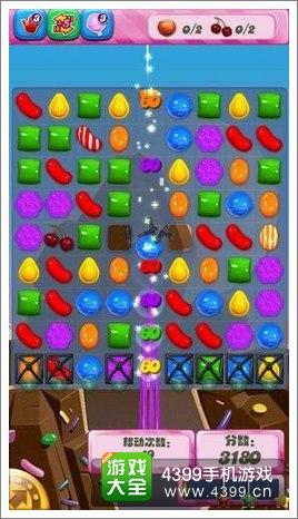 糖果传奇游戏画面