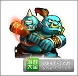 剑圣传奇蓝胖图鉴 蓝胖技能属性详解