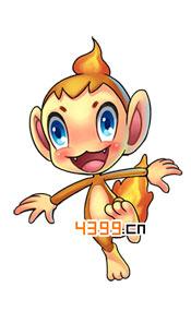 去吧皮卡丘小火猴