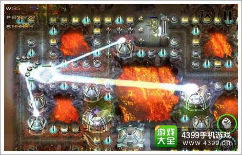《哨兵》系列精彩游戏截图