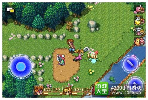 《圣剑传说2》游戏画面截图