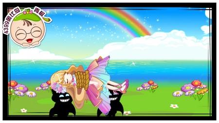 上周奥比岛开启公主奇缘之旅,叮当和小奥比进入宝石世界在蔷薇石之国