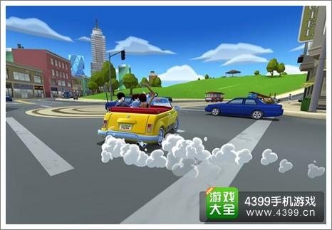 疯狂出租车都市狂奔安卓版下载