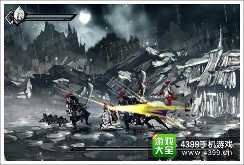 雨血·影之刃游戏截图