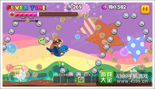4399手机游戏网 猫咪冲冲冲 游戏资讯 正文  游戏画面继承韩系游戏