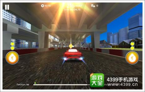 赛车3D:沥青真实轨道操作攻略