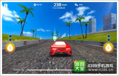 赛车3D:沥青真实轨道高分攻略