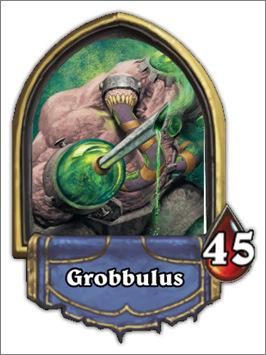 炉石传说格罗布鲁斯