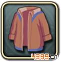 格斗火影橙色外套