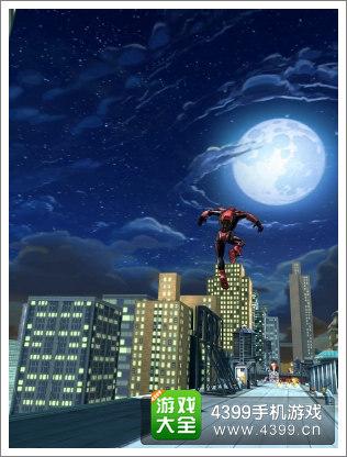 蜘蛛侠无限