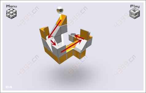 变形方块第四关