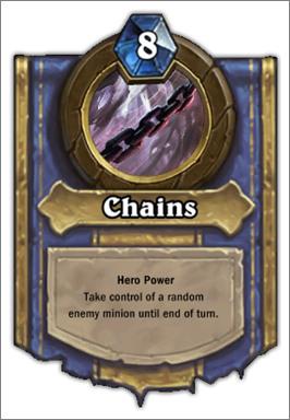 炉石传说锁链