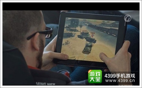 坦克世界大战闪电战IOS版