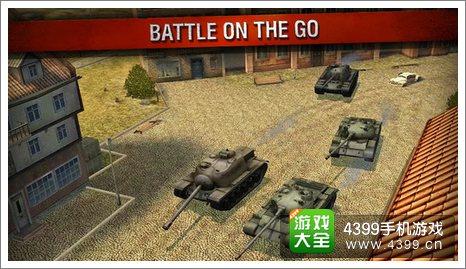 坦克世界大战闪电战安卓版